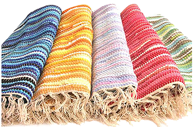 Cotton Mats & Rugs